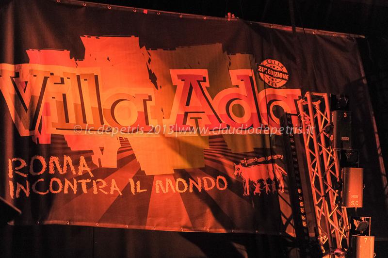 palco villa ada