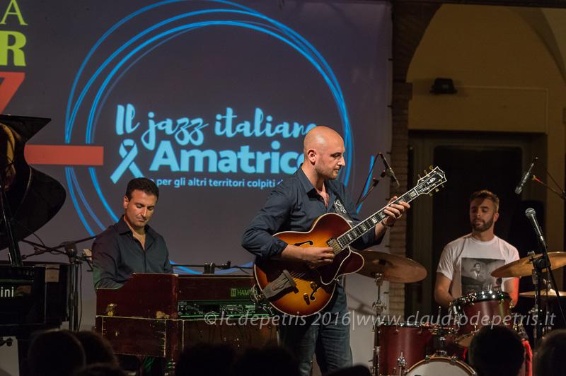 Antonio Caps (S), Daniele Cordisco, Giovanni Campanella