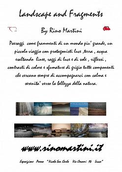 Circuito Off Lucca 2016 Personale Rino Martini