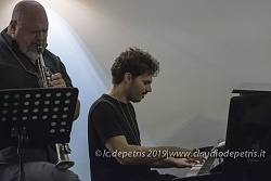 Roma, Michael Rosen-Seby Burgio 17/10/2019, Pentagramma club