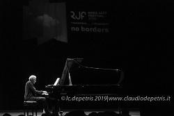 Abdullah Ibrahim piano solo, Auditorium 17/11/2019,