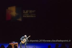 Ralph Towner solo chitarra Auditorium 18/11/2019