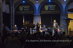 Greta Panettieri 4th, Umbria Jazz Winter 2109, Orvieto Palazzo dei Sette 29/12/2019