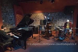 Luigi Latini Trio, Teatro Arciliuto 13/2/2020