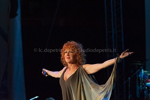 fiorella mannoia auditorium parco della musica sala sinopoli 9/12/2012