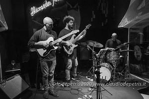 Paolo Zou Trio, Alexander Platz 8/6/2020