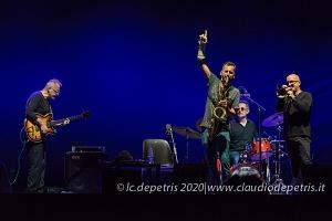 Francesco Bearzatti 4th, Tinissima, Casa del Jazz 8/7/2020
