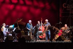 Salis-Fassi Tankio 6th Casa del Jazz 15/7/2020