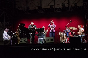 "Bosso-Girotto ""Latin Mood"" Casa del Jazz 20/7/2020"