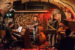 Unicam jazz quartet 28DiVino jazz club 5/11/2012