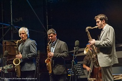 saxophone summit casa del jazz 30/6/2013