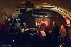 ettore fioravanti quartet 28DiVino 23/3/2012