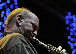 Dave Liebman & the big band G.T. Villa Cellimontana 10/8/2010