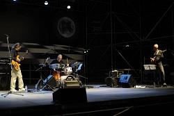 mel trio - casa del jazz 26/6/2011