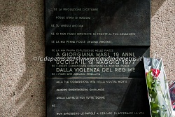 anniversario uccisione giorgiana masi 12/5/2014