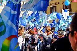 sit in a montecitorio infermieri nursind/cisal 3/11/2014