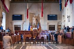 Seduta conclusiva Consiglio comunale approvazione registro unioni civili 28/1/2015