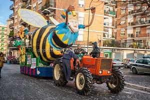 Carnevale a Monti Tiburtini 7/2/2015