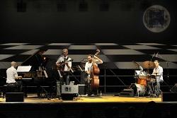 enrico bracco quartet, casa del jazz festival 6/7/2011