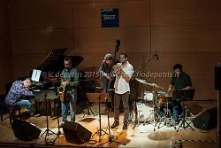 Jazzer 5 casa del jazz, 10/5/2015