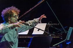 """Natalio Mangalavite """"Soy"""" Auditorium Parco della Musica 15/5/2015"""
