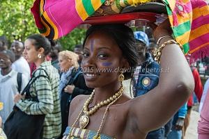 Carnevale africano a piazza Vittorio 23/5/2015