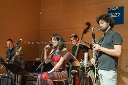 """Ludovica Manzo """"Scraps"""" Casa del Jazz 28/5/2015"""