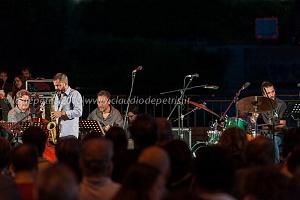 "P. Damiani, R. Giuliani, A. Iasevoli, A. Paternesi ""Bridge Jazz Marathon"" Ponte della Musica 21/6/2015"