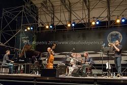 Enzo Pietropaoli quartet, Casa del Jazz 7/7/2015