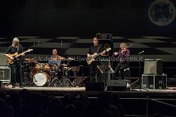 Mike Stern & Didier Lockwool Band alla Casa del Jazz, 9/7/2015