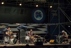 Marc Ribot Ceramic Dog Trio, Casa del Jazz 11/7/2015
