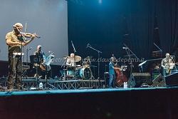 Roberto Gatto & Quintorigo play F. Zappa, Villa Ada 13/7/2015