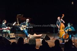 Joe Barbieri quartet, Auditorium Parco della Musica 15/9/2015