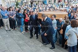 Funerale Rodolfo Maltese 6/10/2015