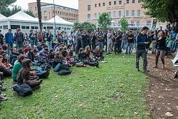 Università a pagamento cariche gratis, La Sapienza 20/10/2015