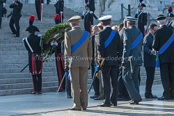 Commemorazione caduti di Nasiryah,  12/11/2015