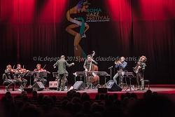 Fabrizio Bosso, Luciano Biondini Auditorium Parco della Musica 26/11/2015