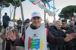 I sindacati del settore pubblico  manifestano a Roma, 28/11/2015