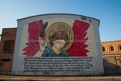 Street art al Trullo, 20/12/2015