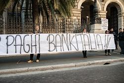Proteste dei risparmiatori contro la Banca d'Italia, 22/12/2015