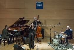 Susanna Stivali in concerto alla Casa del Jazz Roma, 12/2/2016