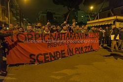Manifestazione degli immigrati in Roma, 15/2/2016