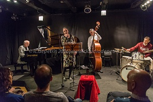 Swingin' Together! teatro Keiros 26/2/2016