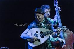 Dhafer Youssef in concerto, Auditorium Parco della Musica 18/11/2015