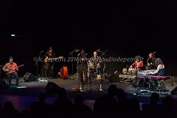 Nuove Tribù Zulu in concerto all'Auditorium Parco della Musica, 1/4/2016