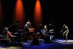 geri allen & timeline, auditorium parco della musica 6/12/2011
