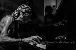 Antonello Salis in concerto live a Roma, 21/6/2016