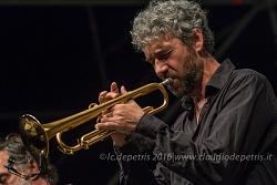 Giovanni Di Cosimo in concerto alla Casa del Jazz, 5/8/2016