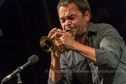 Arve Henriksen & Jan Bang Duo in concerto alla Casa del Jazz, 8/8/2016
