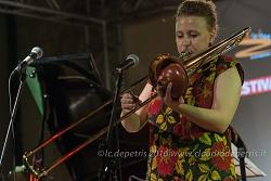 Alevtina Polyakova & Domenico Sanna Trio in concerto, 24/8/2016